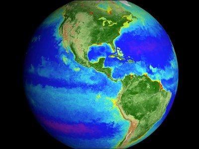 20 años de cambios en la biosfera de la Tierra resumidos en un maravilloso vídeo 4K de sólo dos minutos