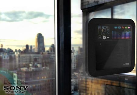 Sony Eclipse, otro concepto de reproductor multimedia