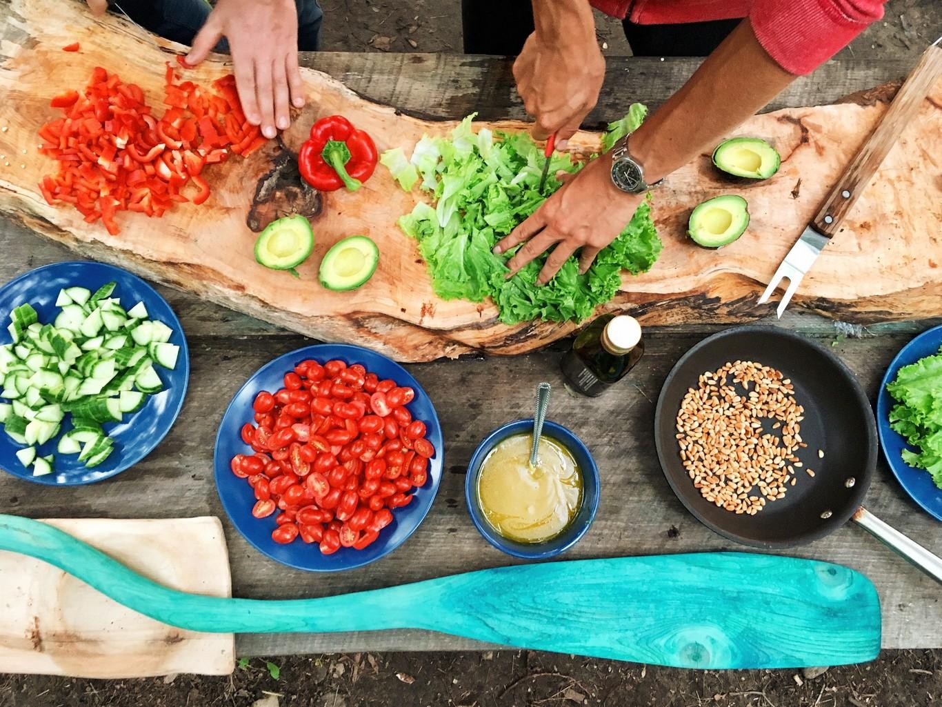 Menos calorías en tus platos en 2019: los puntos clave que te ayudarán a conseguirlo