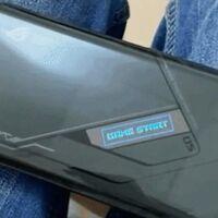 El Asus Rog Phone 4 aparece filtrado en vídeo mostrando una curiosa pantalla secundaria