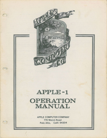 manual apple-1