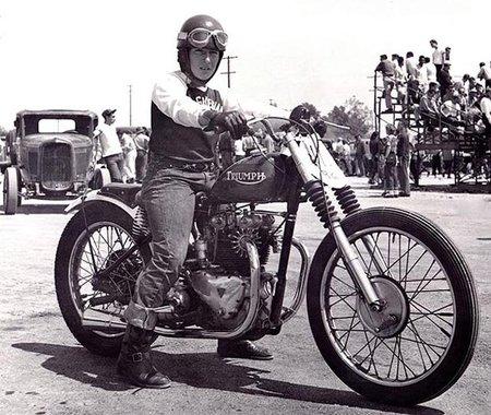 Triumph Thunderbird Dragbike