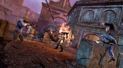 El multijugador de 'Uncharted 3' ya es free-to-play