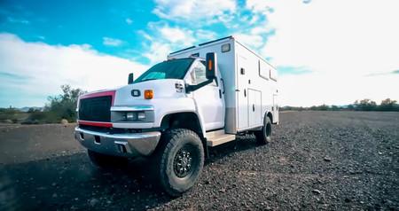 Ambulancia Camper 16