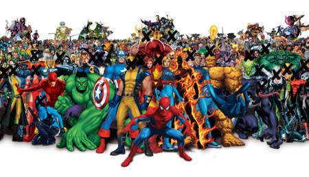 marvel comics personajes
