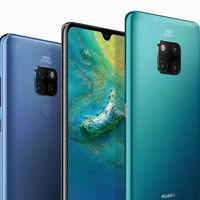 Huawei Mate 20 y Mate 20 Pro, precios y planes con Telcel