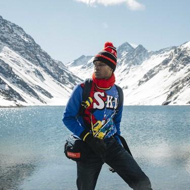 Polo Ralph Lauren nos prepara para el invierno con su colección Down Hill Skier