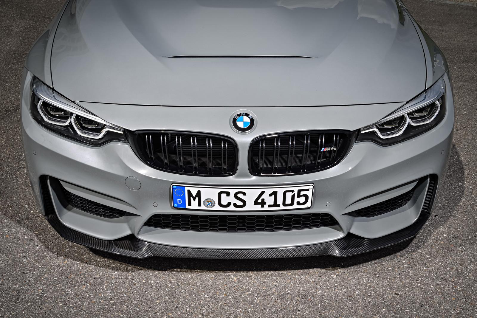 Foto de BMW M4 CS Lime Rock Grey Metallic (1/18)