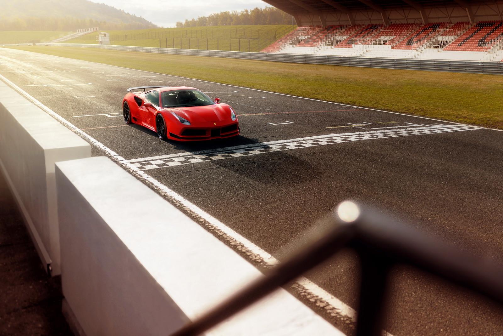 Foto de Novitec Ferrari 488 N-Largo (7/20)