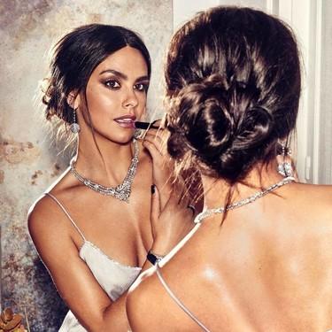 Cristina Pedroche nos inspira nuestros maquillajes de fiesta con estos siete looks
