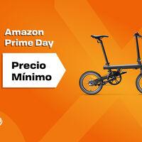 La Xiaomi Smart Electric Folding Bike alcanza su precio mínimo histórico con motivo del Amazon Prime Day