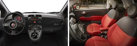 Fiat 500 Diavolo Interior