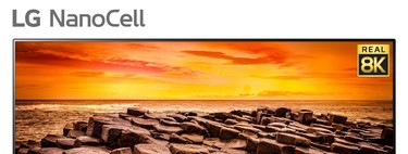 No todo es OLED para LG: su nuevos televisores LCD NanoCell llegarán este año con resolución 8K y FALD