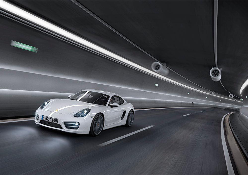 Foto de Porsche Cayman 2013 (1/9)