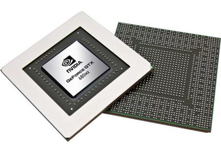NVidia GTX 680MX es una mejora para ser la más potente