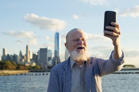 Selfie panorámico