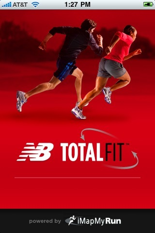 Total Fit: la aplicación gratuita de New Balance para el iPhone