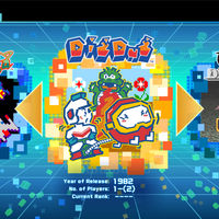 Los clásicos juegos de Namco reunidos en uno solo con Namco Museum para Nintendo Switch