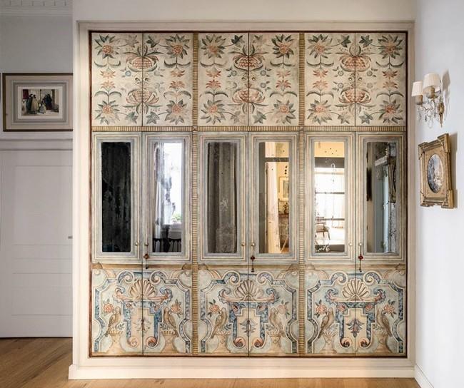 El poder de la pintura decorativa seg n la colorer a for Muebles antiguos sevilla