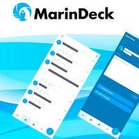 TweetDeck como app Android gracias a MarinDeck, un gran cliente de Twitter