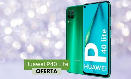 Otro chollazo por menos de 200 euros: el Huawei P40 Lite se queda en AliExpress Plaza con el cupón DMarcas20 en sólo 193 euros