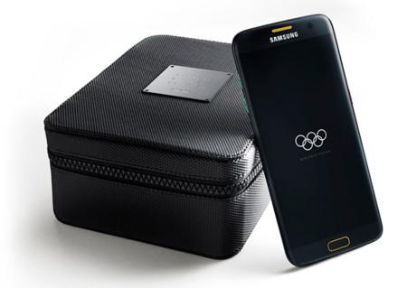 Galaxy S7 Edge Olimpyc 2