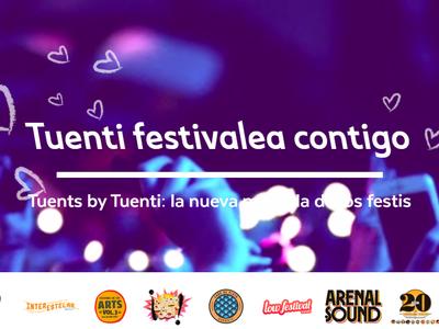 Tuenti busca nuevos clientes en los festivales de música con gigas extra desde 1 euro
