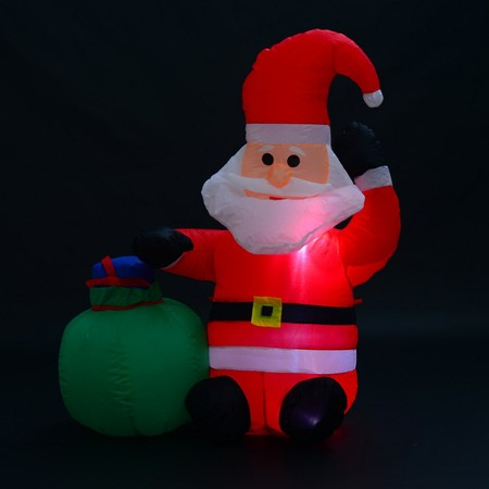 Papa Noel Inflable