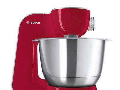 Oferta Flash en el robot de cocina Bosch MUM58720: hasta medianoche cuesta 189,99 euros en Amazon
