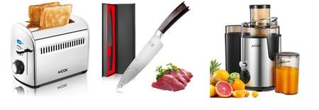 4 cupones de descuento para cocina que nos harán ahorrar en licuadoras, tostadoras o cuchillos