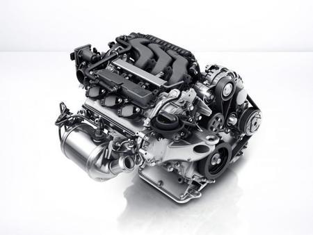 Motor smart fortwo
