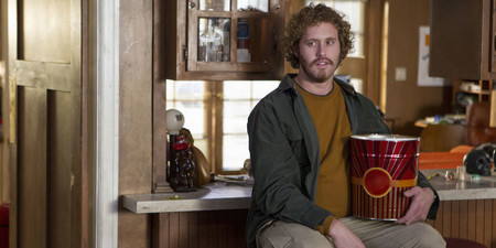 TJ Miller en Silicon Valley