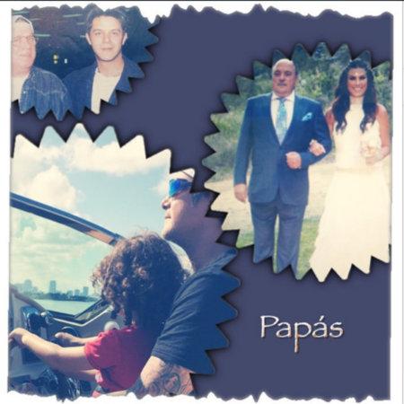 Los famosos celebran el Día del Padre en las redes sociales (II)