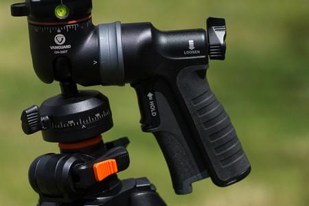 Kit Rótula Vanguard GH300T y Abeo Pro 283CGH, análisis