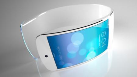 Otro concepto de iWatch con pantalla flexible que no nos importaría ver en la Apple Store