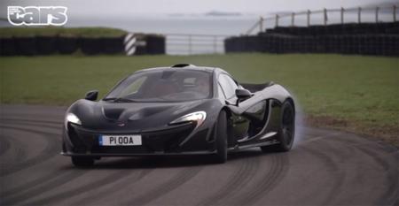 Chris Harris, el McLaren P1 y las carreteras húmedas de Gran Bretaña