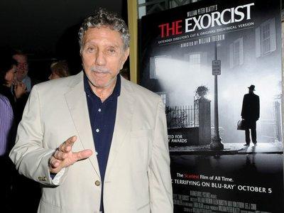 William Peter Blatty, escritor de 'El exorcista', nos ha dejado