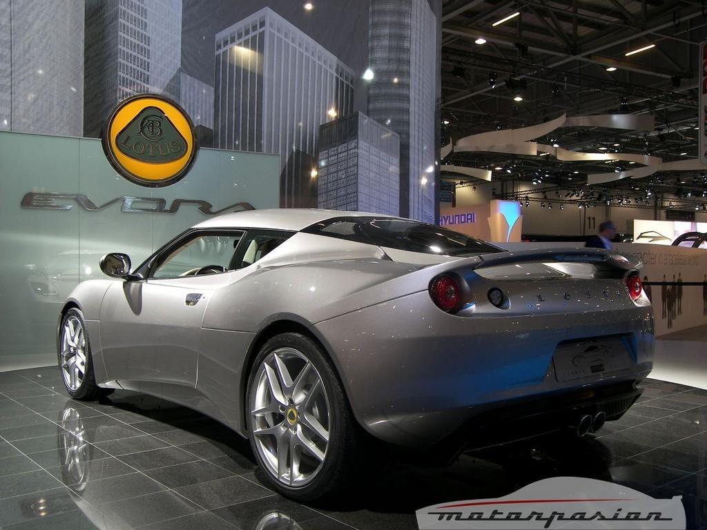 Foto de Lotus Evora en el British Motor Show 2008 (7/14)