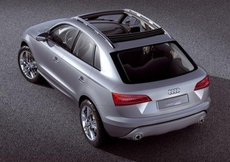 El Audi Cross Coupé Quattro anticipará al Audi Q3 en Barcelona