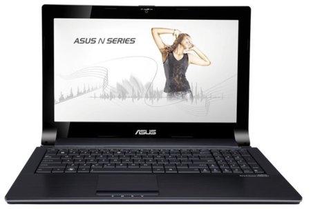 Asus N53 y N73, portátiles musicales firmados por Bang & Olufsen