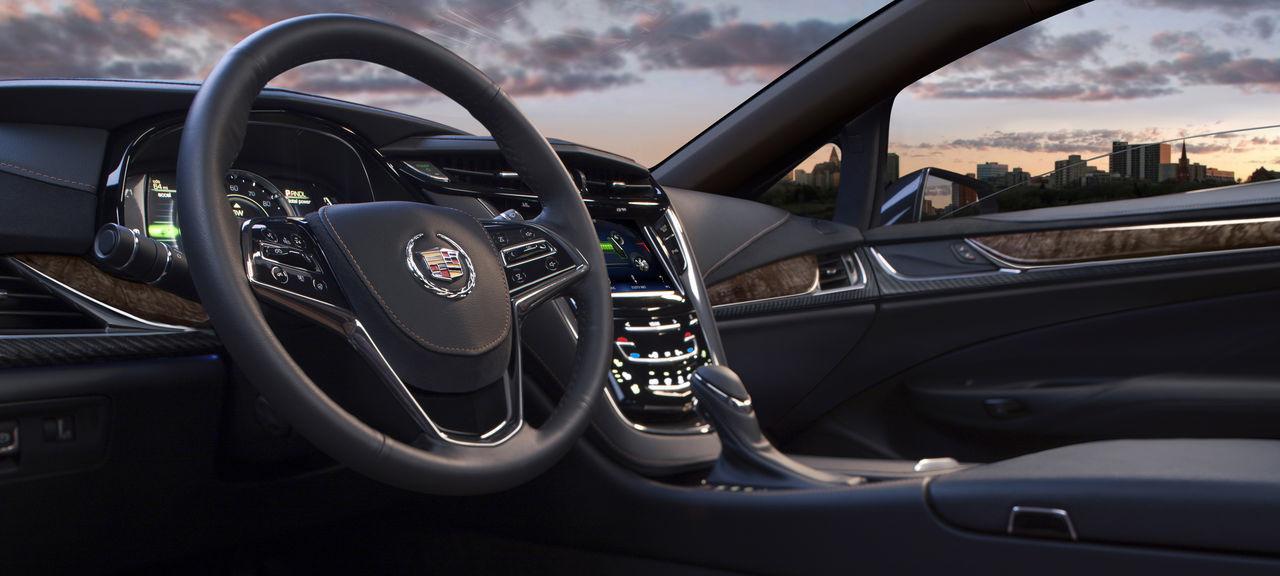 Foto de 2014 Cadillac ELR (14/21)