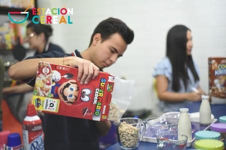 Estación Cereal: la cafetería de la Ciudad de México que busca recordarte la niñez comiendo cereales