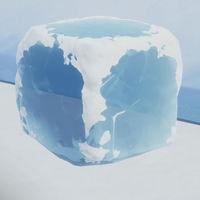 Desafío Fortnite: abre botín congelado en el Festival de Invierno