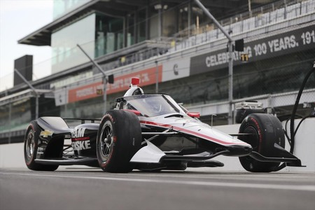 Indycar Aeroscreen