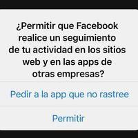 iOS 14.5 te avisa cuando una app te rastrea: así puedes configurarlo