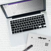 Calligraphr, esta herramienta te deja crear una fuente a partir de tu propia caligrafía