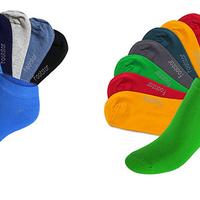 En Amazon tenemos el pack de 10 calcetines tobilleros unisex Footstar por sólo 13,95 euros