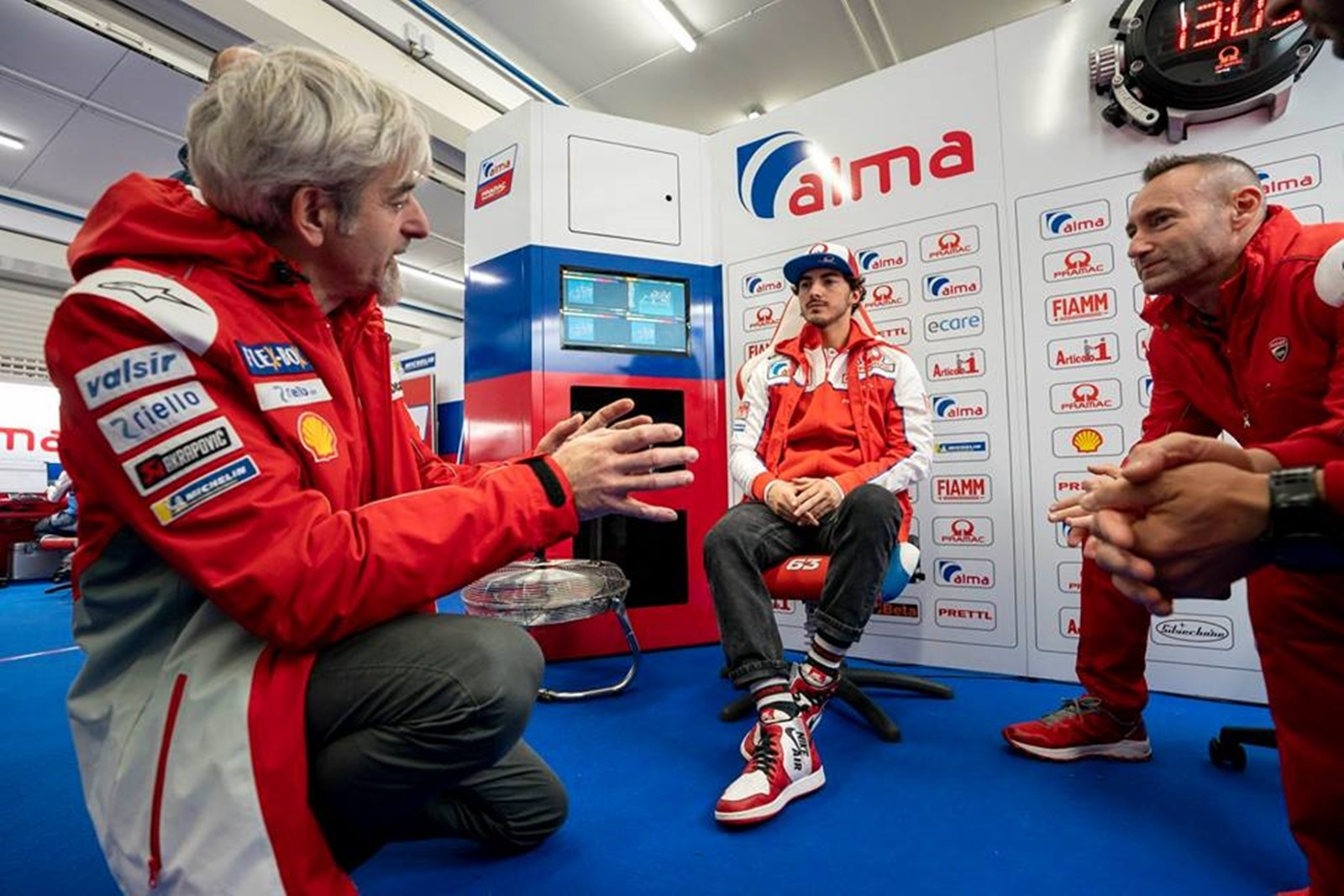 Foto de Test MotoGP Valencia 2019 (10/21)