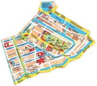 El barrio de las zonas verdes de Ámsterdam: el Plantage