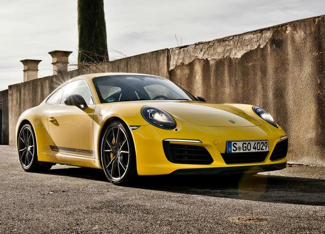 La próxima generación del 911 (992) sí contará con versión Carrera T